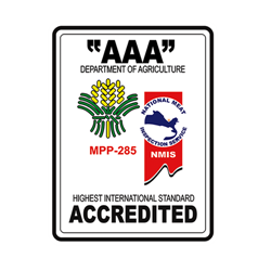 "NMIS ""AAA"" accredited"
