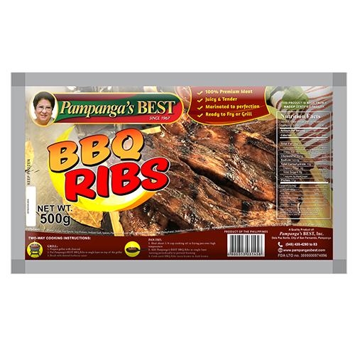 Pork Barbecue Ribs 1Kg