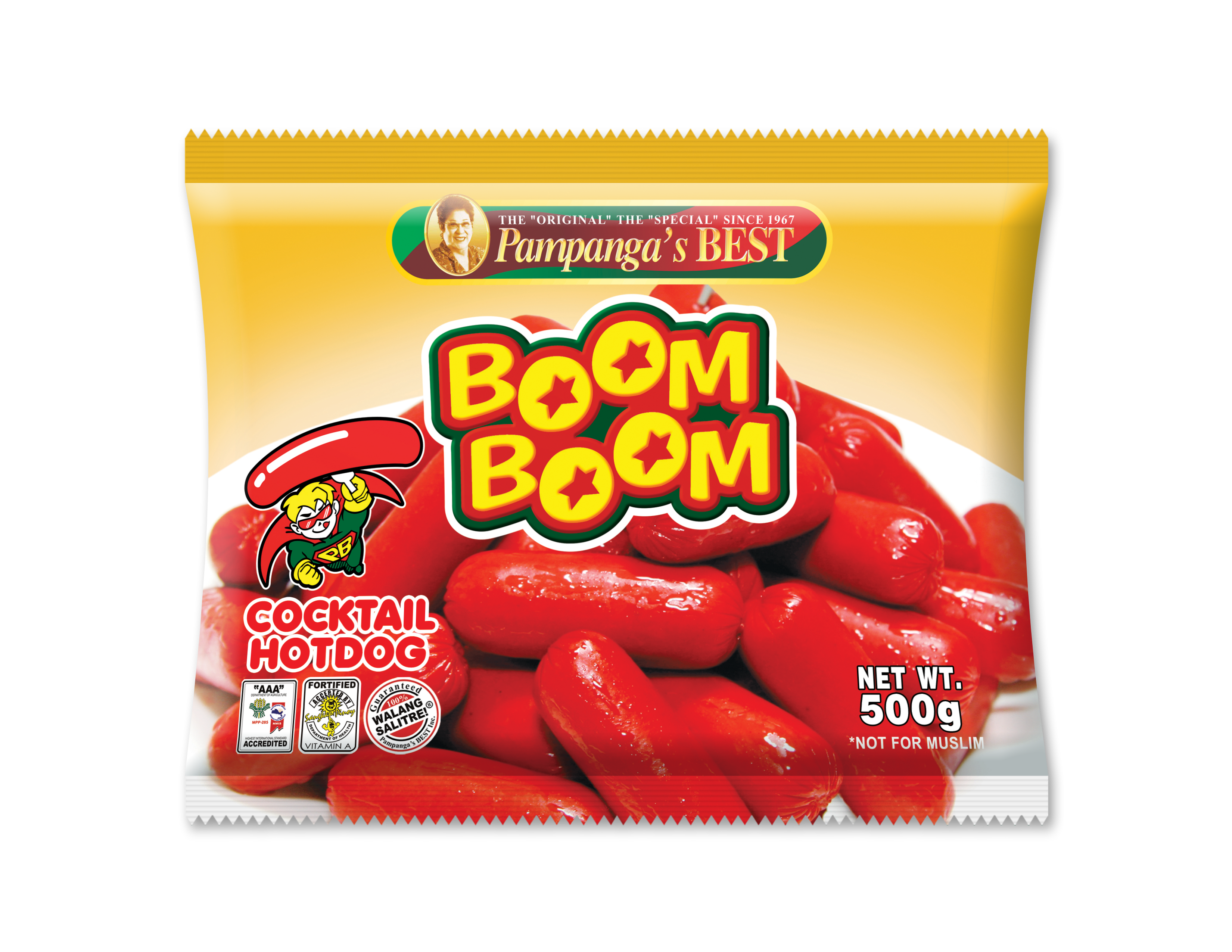 Boom Boom Cocktail 500g