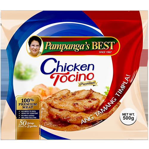 Chicken Tocino 250g