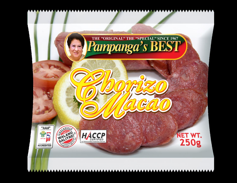 Chorizo Macao 250G