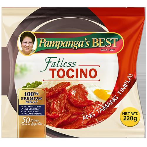 Fatless Tocino 250g