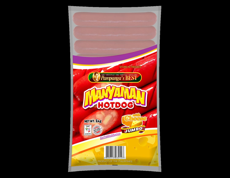 Manyaman with Cheese Jumbo 1kg