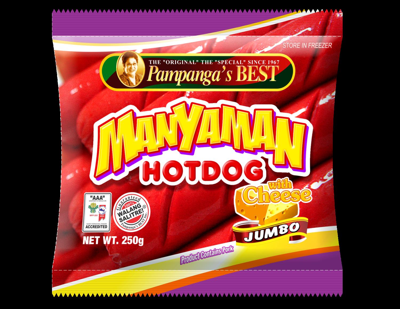 Manyaman with Cheese Jumbo 250g