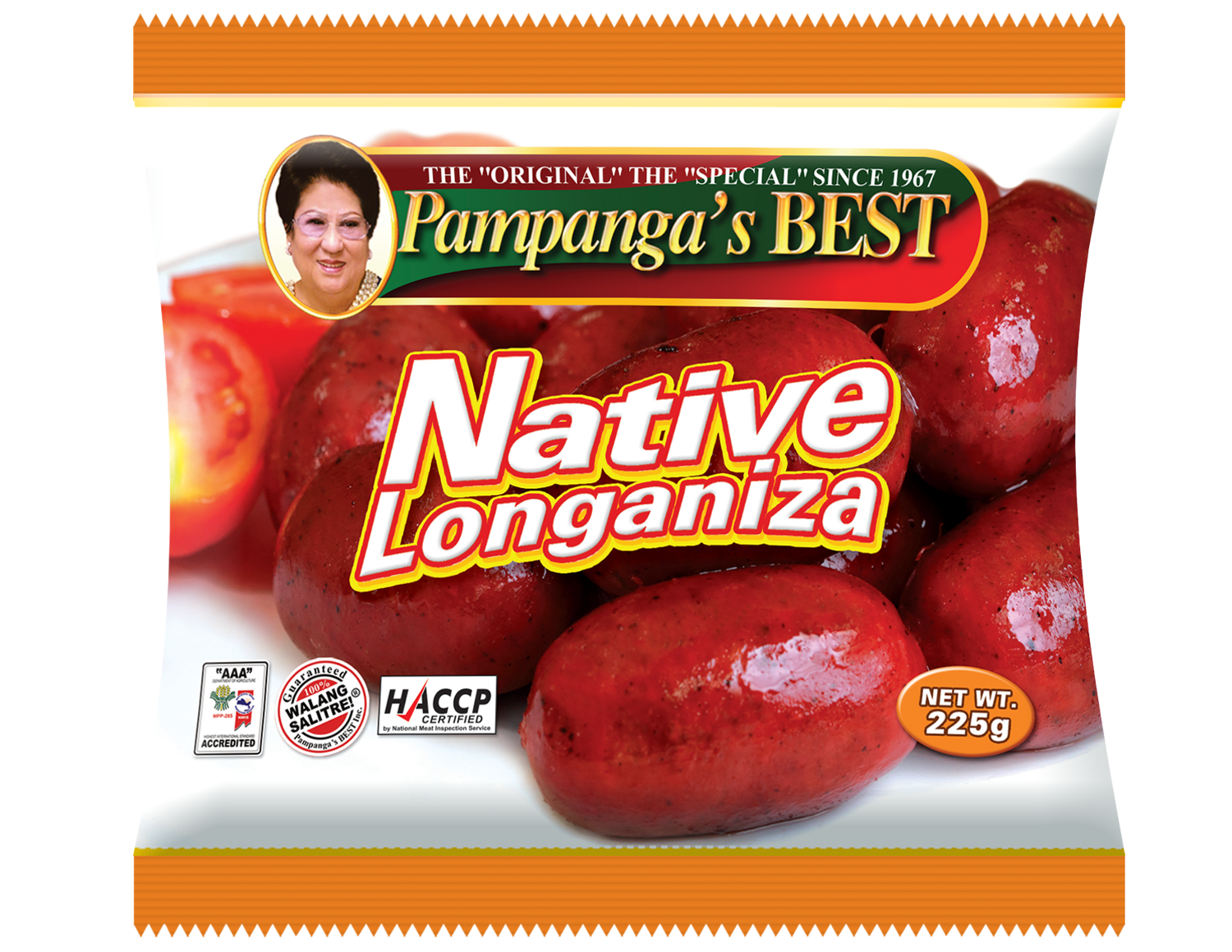 Native Longaniza 225g