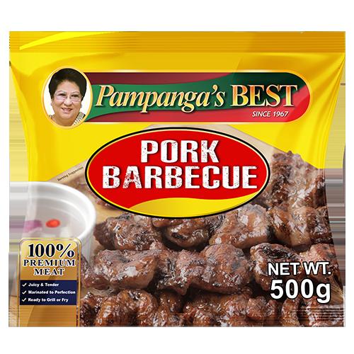 Pork Barbecue 500g