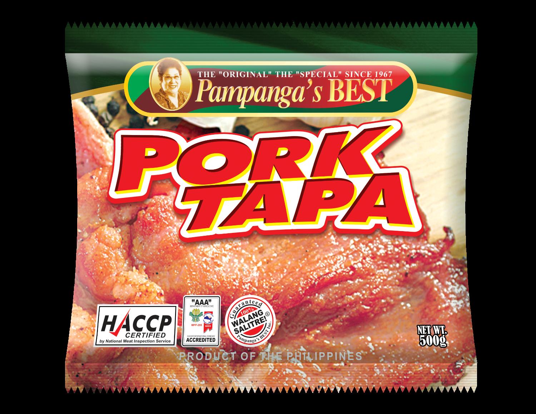 Pork Tapa 500G