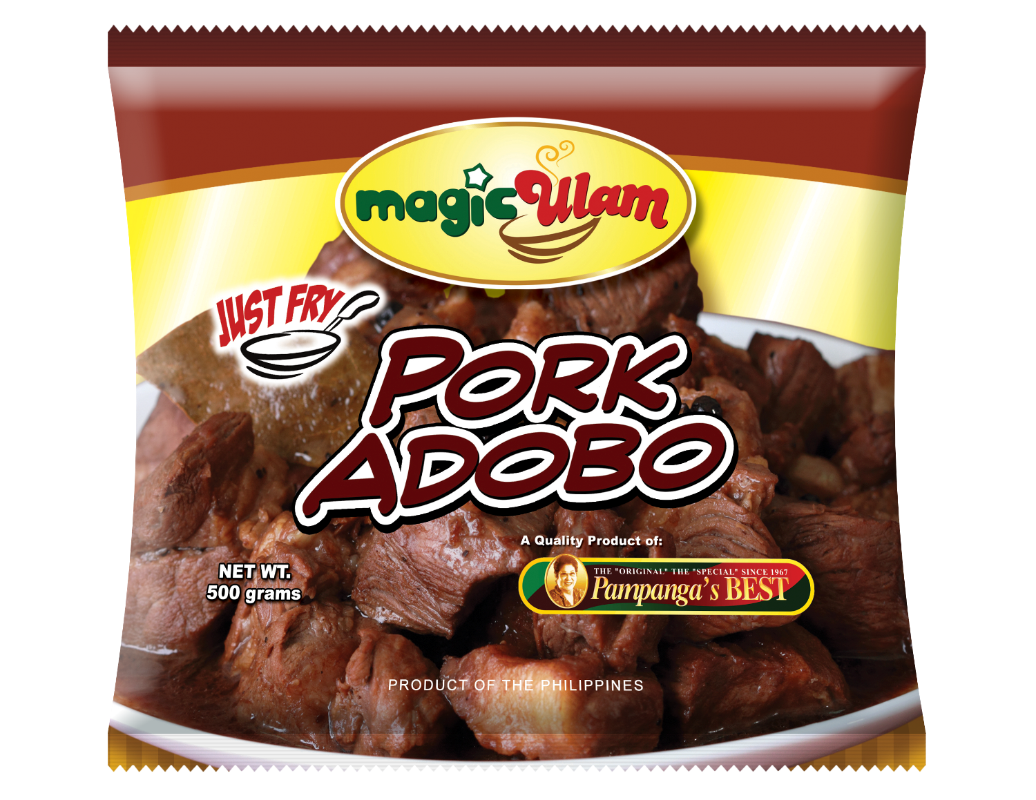 Magic Ulam Pork Adobo 500g