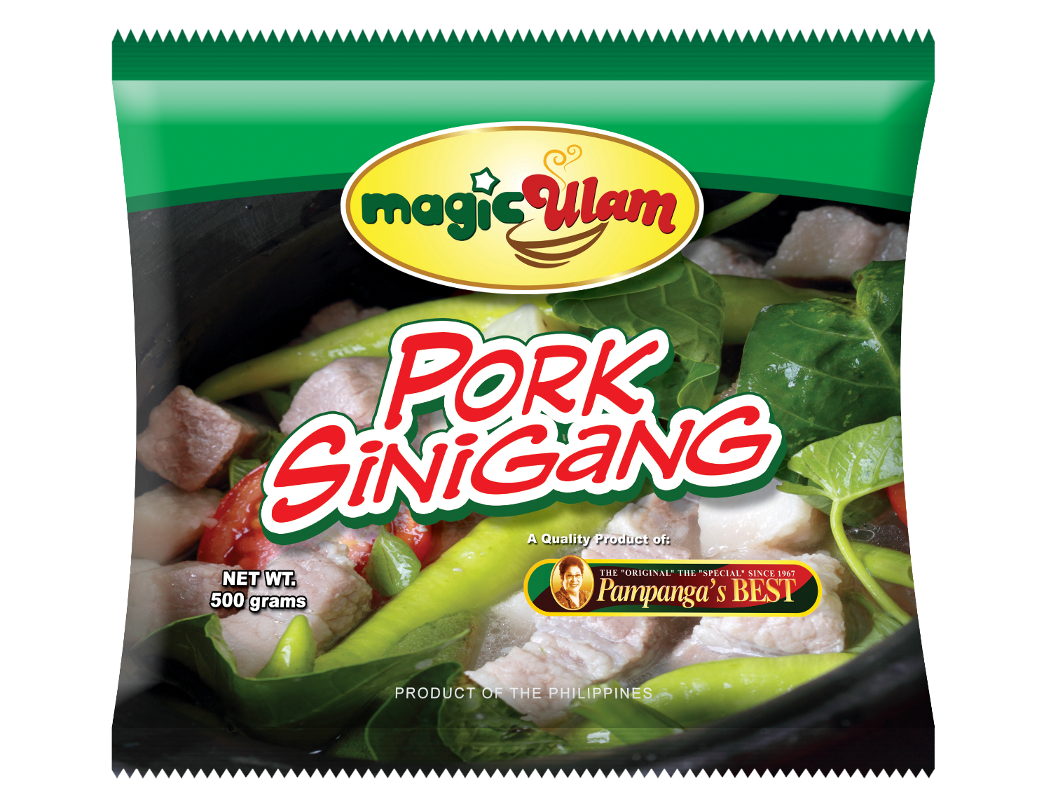 Magic Ulam Pork Sinigang 500g
