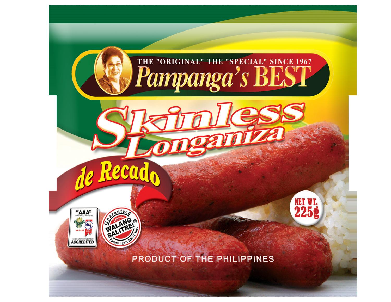 Skinless Longaniza 225g