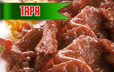 Pork Tapa / Beef Tapa