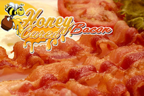 Bacon Honey Cured