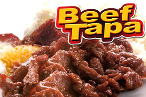 Beef Tapa