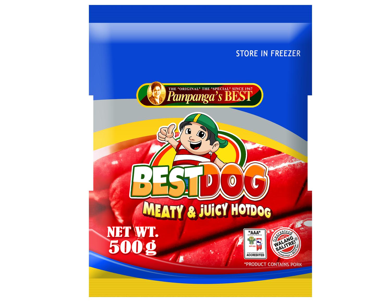 Bestdog Hotdog 500g