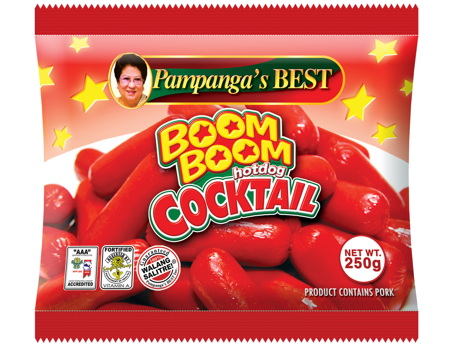 Boom Boom Hotdog Cocktail 250g