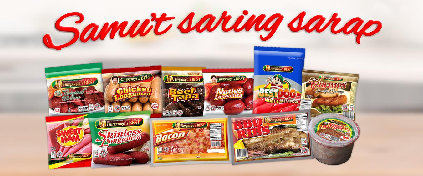 Food Distributors Product List