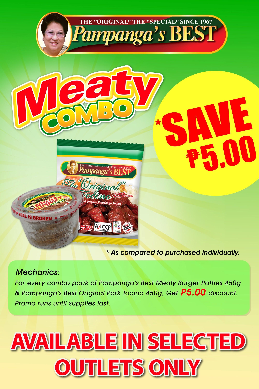 Meaty Combo