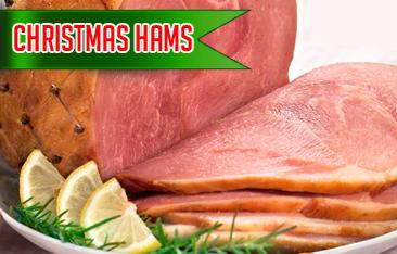 Christmas Hams